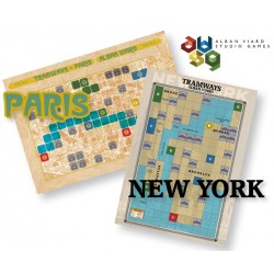 Tramways: Paris/New York
