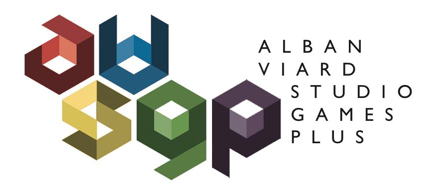 AVStudioGames Plus logo