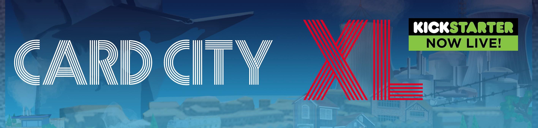 Card City XL est sur Kickstarter jusqu'au 31 mai